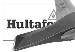 Sekery a nože HULTAFORS - švédské mistrovské dílo