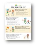 GDPR checklist