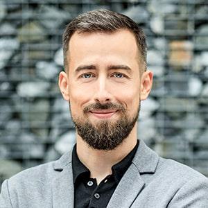 Samuel Huba, CEO