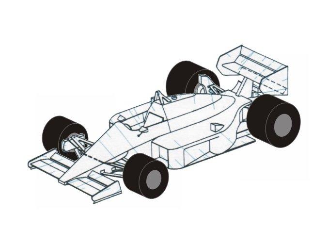 Lotus 98T Honda