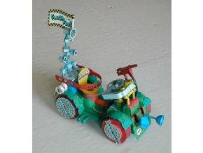 Turtles Toilet Taxi