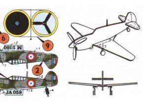 Curtiss P-40 F Warhawk