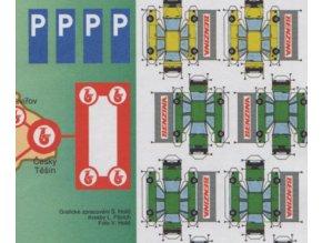 Bezstarostná jízda s Benzinou