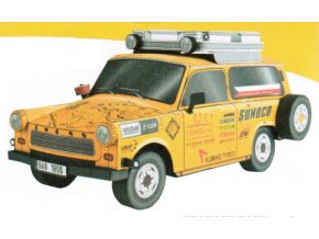 Trabant 601 kombi - Babu