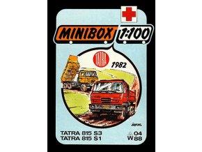 Tatra 815 S3, Tatra 815 S1