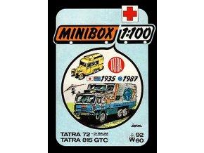 Tatra 815 GTC, Tatra 72