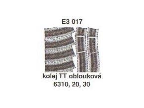 Kolej TT oblouková 6310, 20, 30