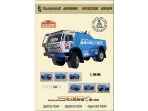 Kamaz 49252 - Dakar 1996 [402]