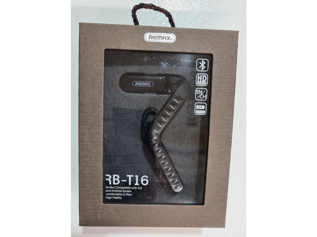 Remax RB-T16 bluetooth handsfree