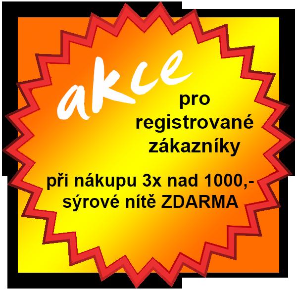 Akce pro registrované zákazníky