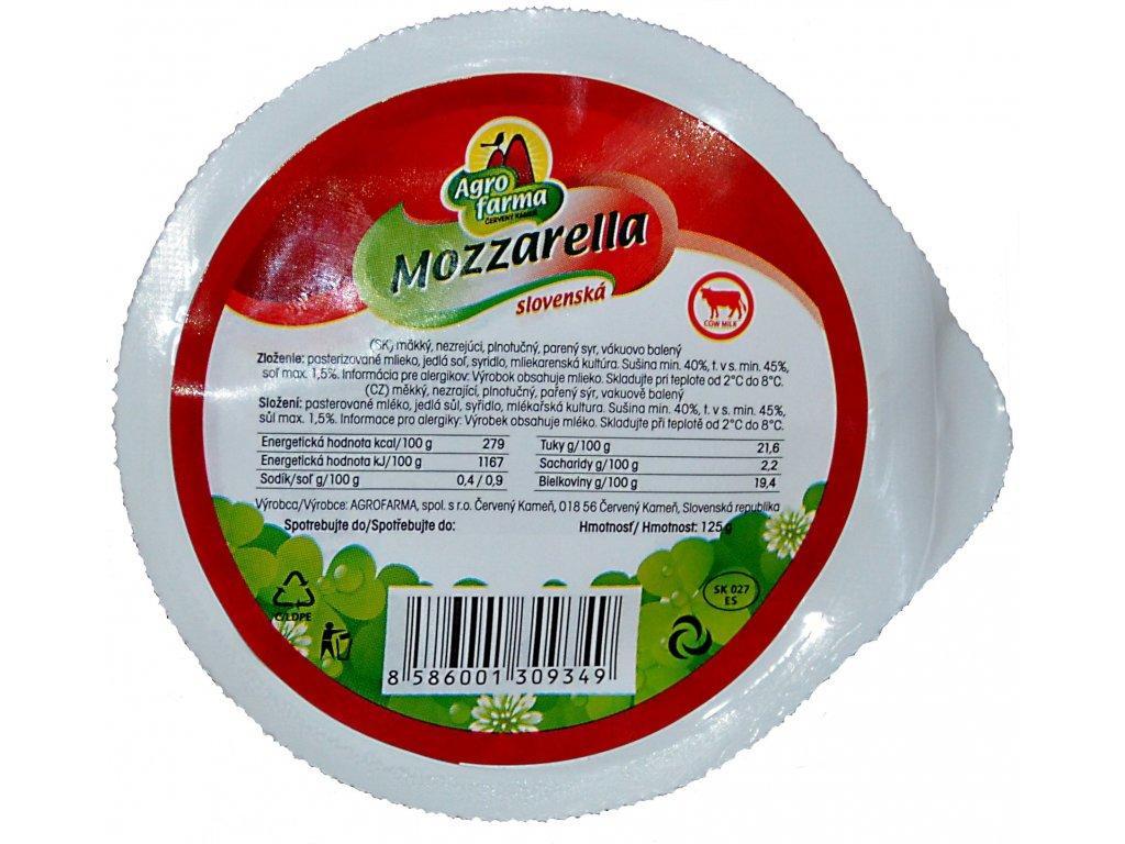 Slovenská Mozzarella