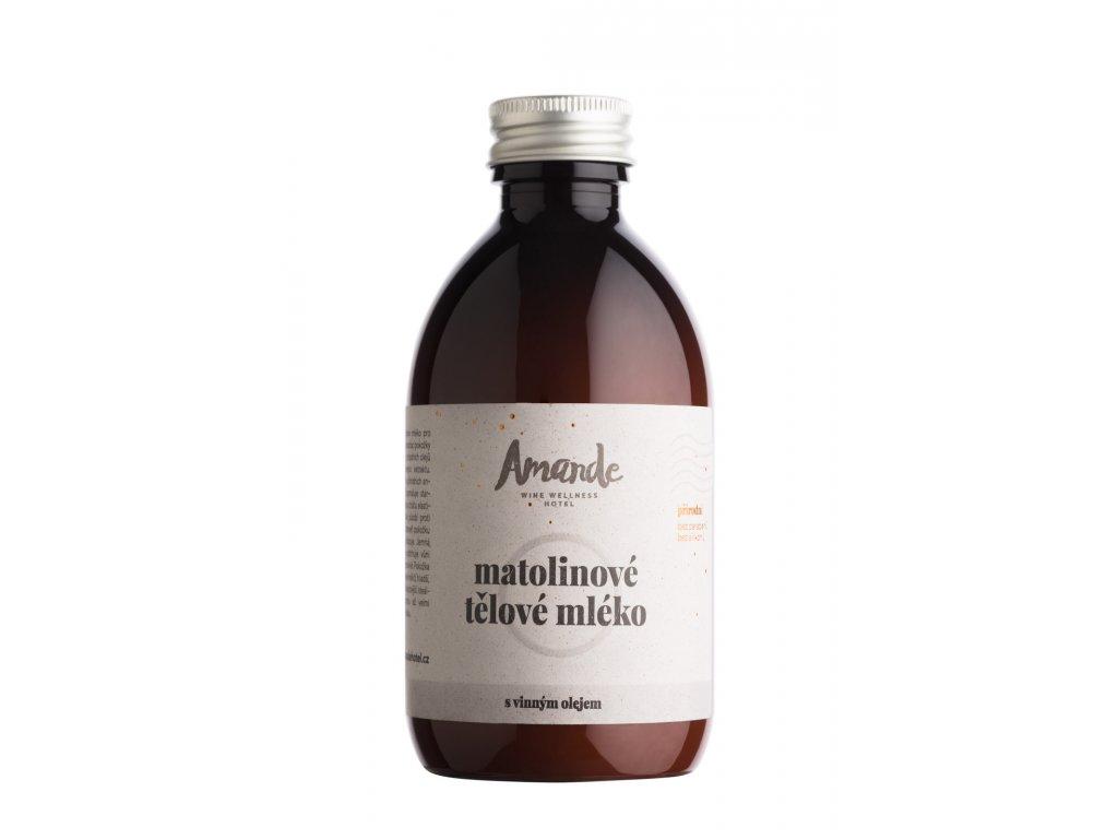 Amande Matolinové tělové mléko web