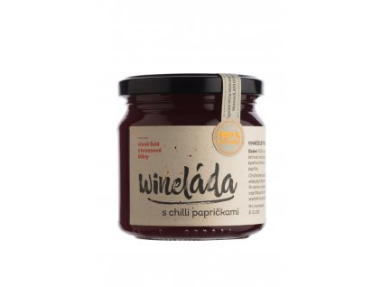 Amande Wineláda s chilli papričkami web