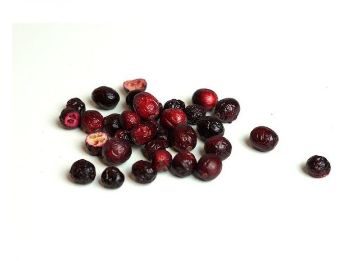 Brusinky lyofilizované, 45g