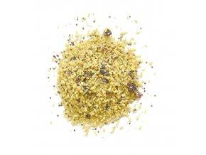 Bulgur s quinoa a sušenou paprikou