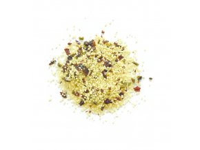 Kuskus s paprikou a olivami