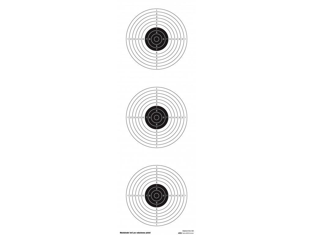 532 pro vzd. pistoli