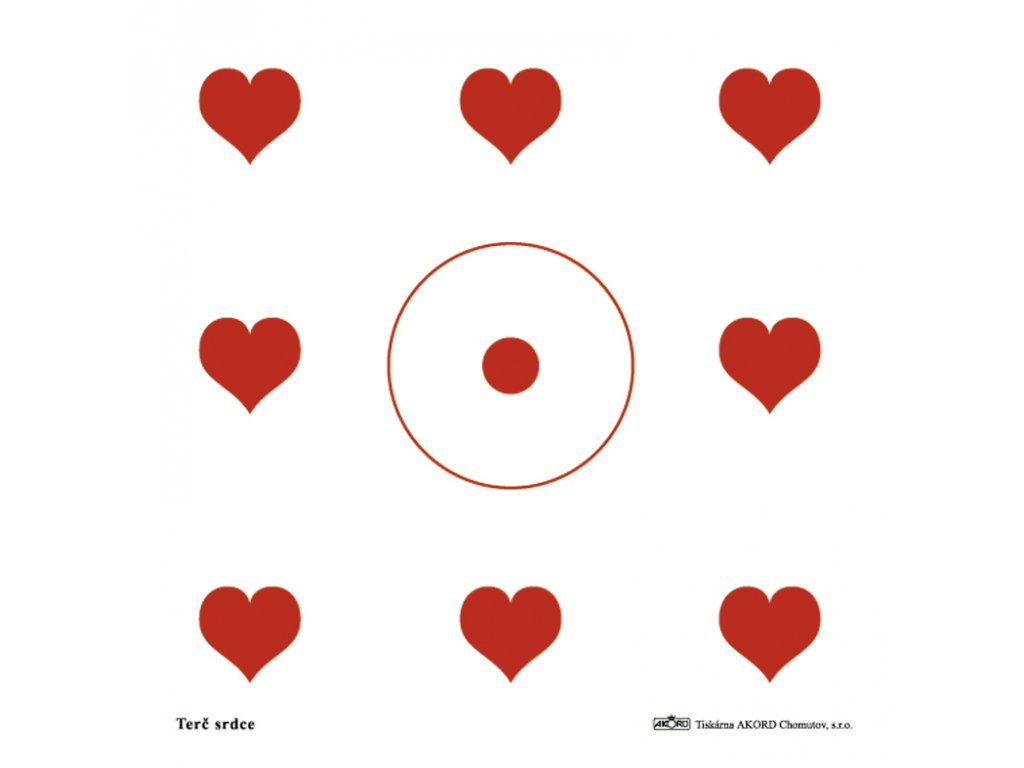 540 srdce