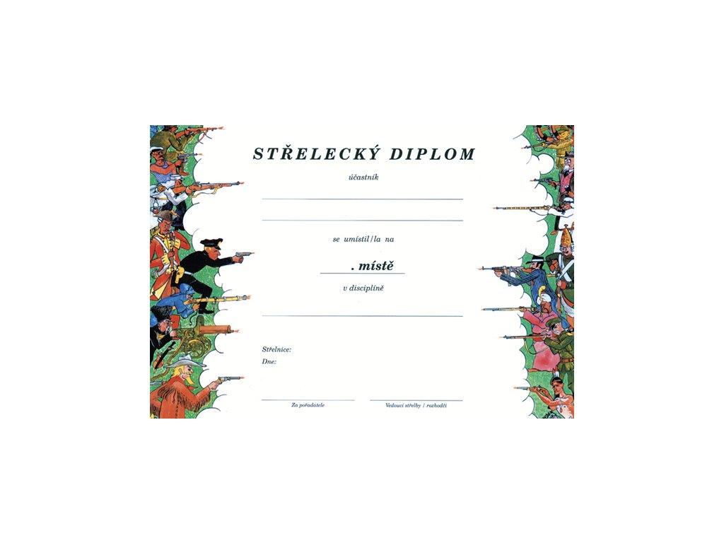 544 Strelecky diplom