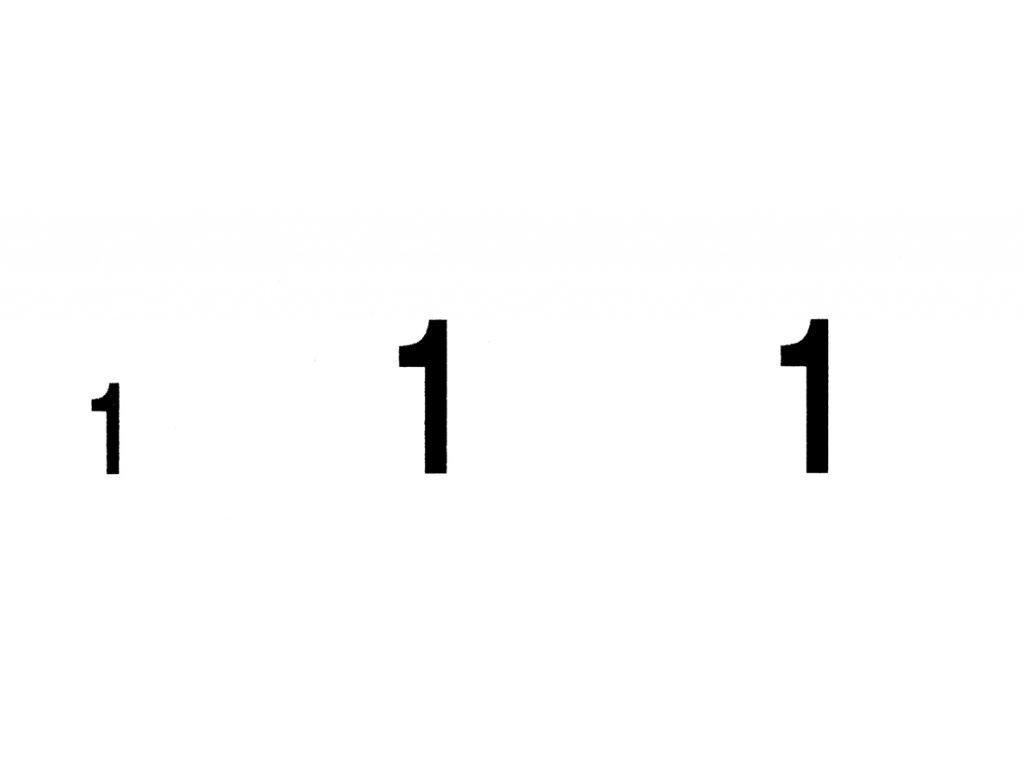 Šatnový blok  - 200 čísel