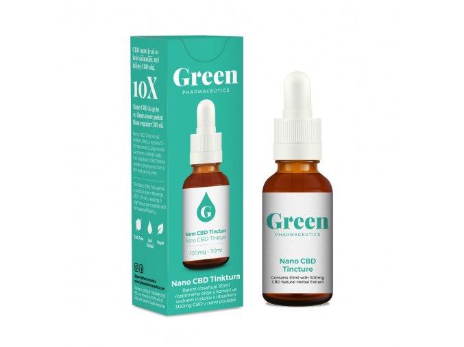 Green Pharmaceutics Tincture Nano CBD
