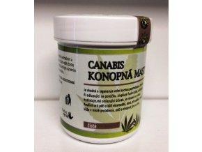 Canabis-Konopná mast čistá 60ml
