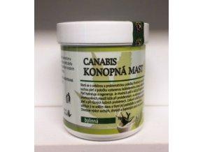 Canabis-Konopná mast bylinná 125ml