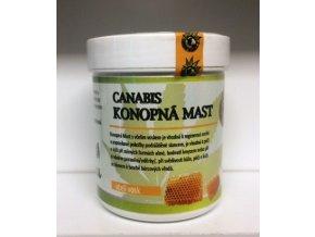Canabis-Konopná mast včelí vosk 125ml