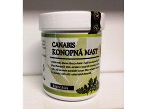 Canabis-Konopná mast bubová kůra 60ml