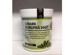 Canabis-Konopná mast dubová kůra 125ml