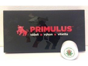 Primulus+konopná mastička 5ml (dárek)