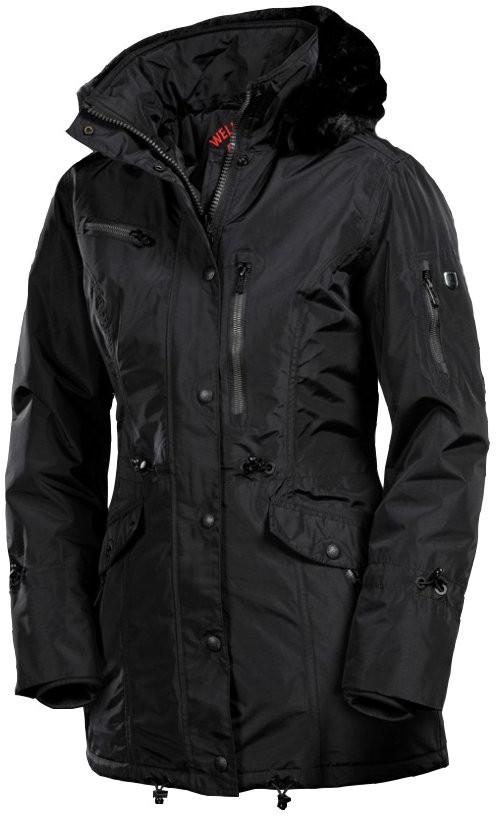 Wellensteyn Amethyst Parka - športová zimná bunda, dámska, čierna