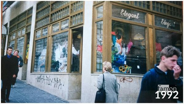 Obchod s oblečením Elegant  Žilina