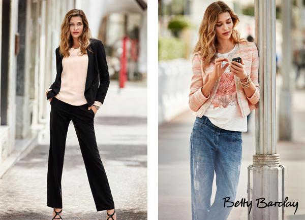 Betty Barclay - elegantné aj športové dámske oblečenie