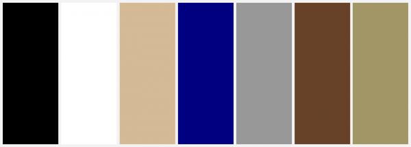 Neutrálne farby - Ako kombinovať farby