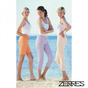Zerres - dámske letné nohavice v troch farbách