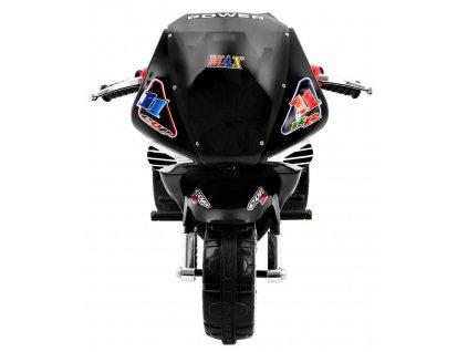MP Detská elektrická motorka RR1000 6V čierna PA.ZP2131.CE (2)