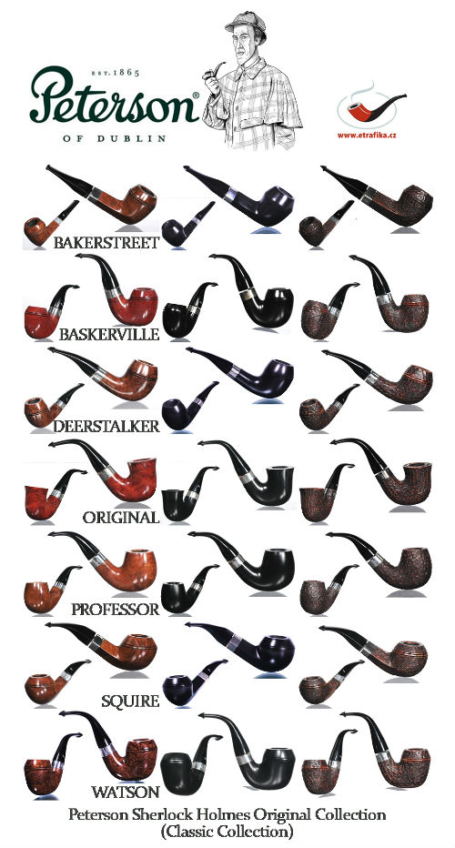dymky-peterson-sherlock-holmes-original-collection-pipes