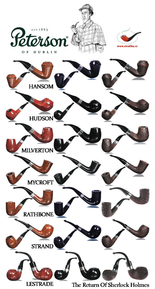 dymky-peterson-the-return-of-sherlock-holmes-pipes