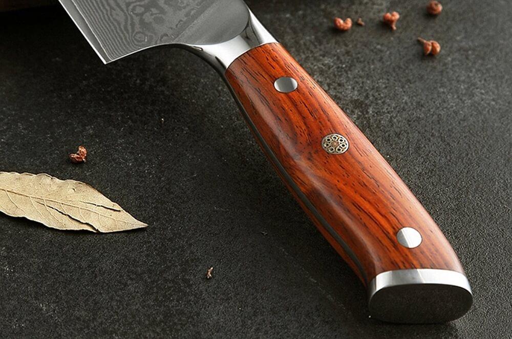 rukojeť nože Chef