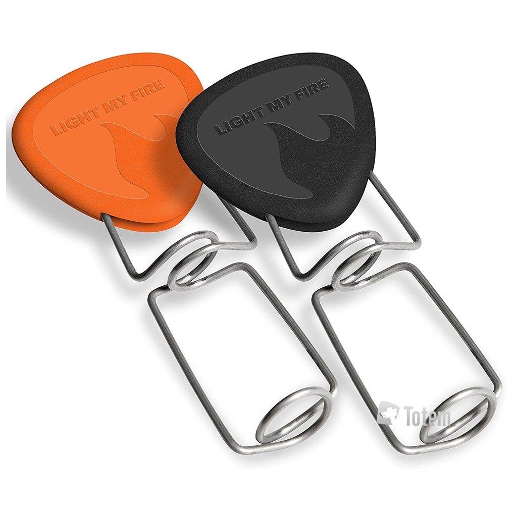 LMF Firefort Black Orange 2
