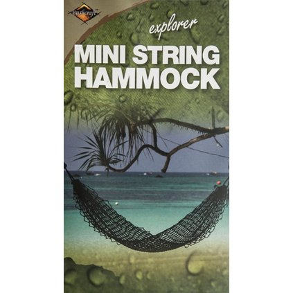 BCB Mini String Hammock 1