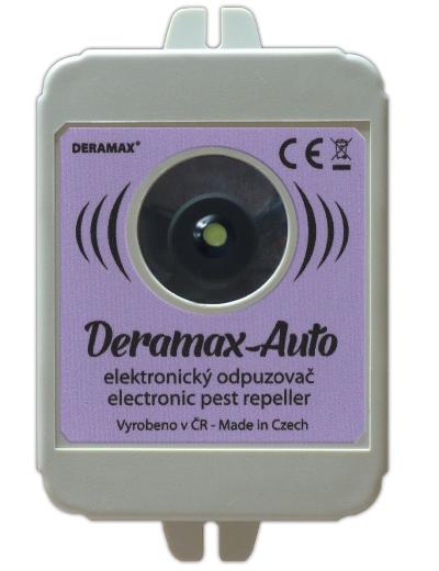 Odpuzovač Deramax Auto