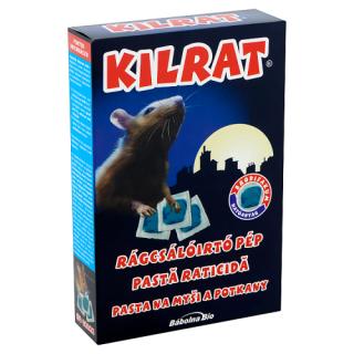 Nejlepší jed na myši - Kilrat sáčky