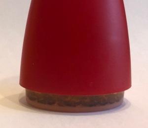 Mini past na octomilky červená - výsledek testu