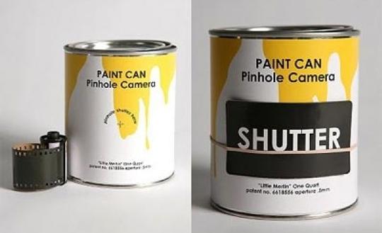 Pinhole camera / Camera obscura