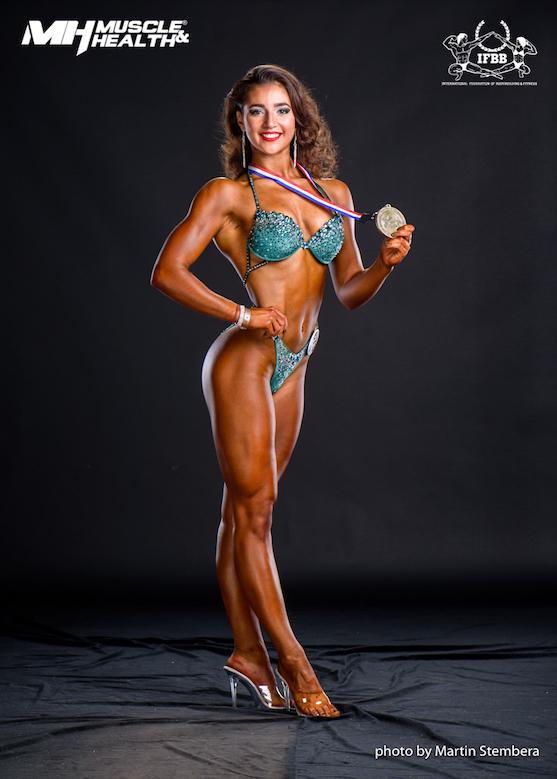 Kristina Juricova, Michaela Pavleova, European Championship, Santa Susanna 2018