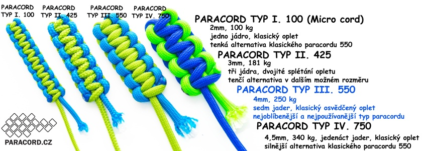 paracord_typy_popis_male
