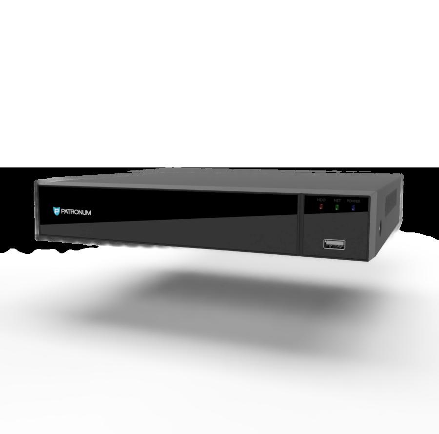 Záznamové zařízení PATRONUM