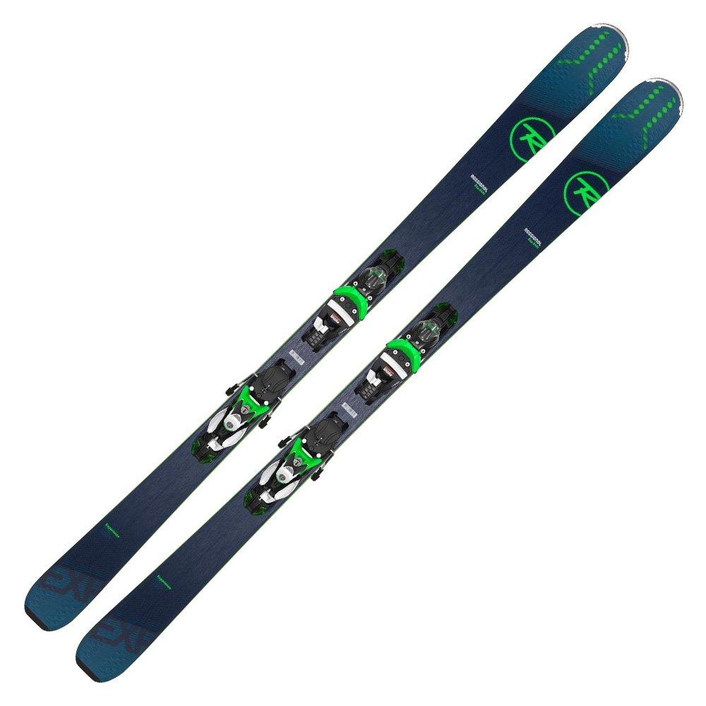 Sjezdové lyže Rossignol 20 Experience 84 AI Konect +NX 12 Konect GW B90 bk/gr - 176